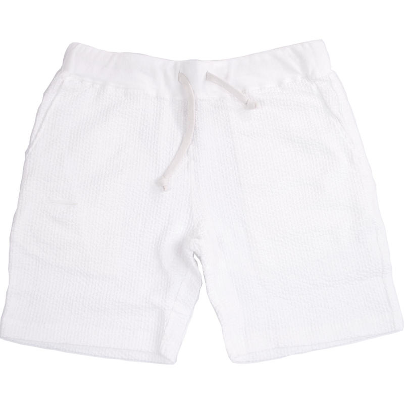 ※SEERSUCKER JERSEY SHORTS -WHITE- H185-0503