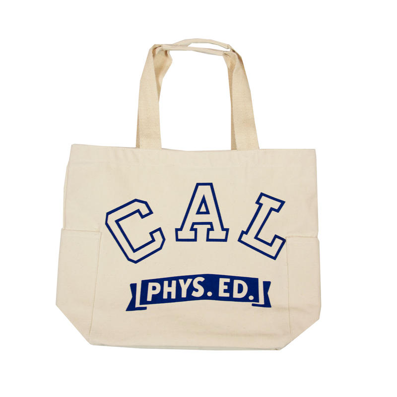 CANVAS GRAPHIC TOTE -CAL-