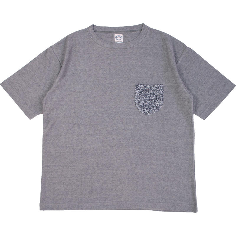 ※COMBI POCKET S/S TEE -2 COLORS- H191-0101