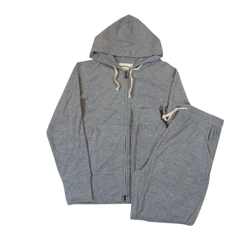 ※PILE PARKA SET -MIX GRAY- H185-0702
