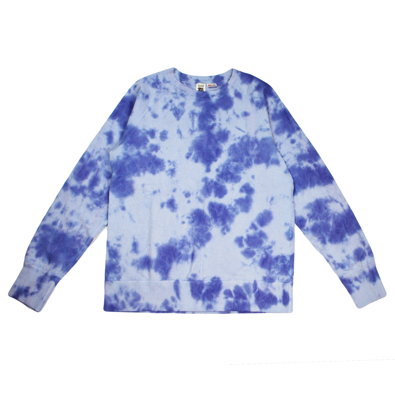 ※CAGE DYED RAGLAN SWEAT  -2 COLORS- R191-0304