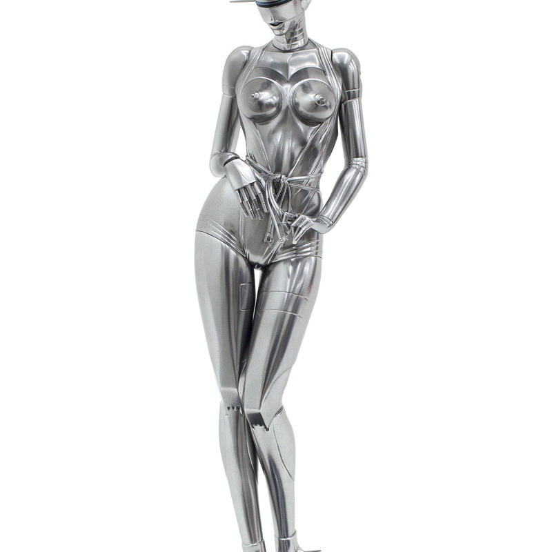 SEXY ROBOT standing model_A