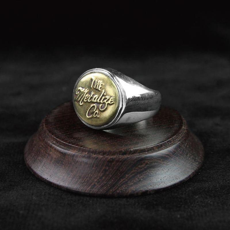 """Standard Storage"" 925 Silver Ring"