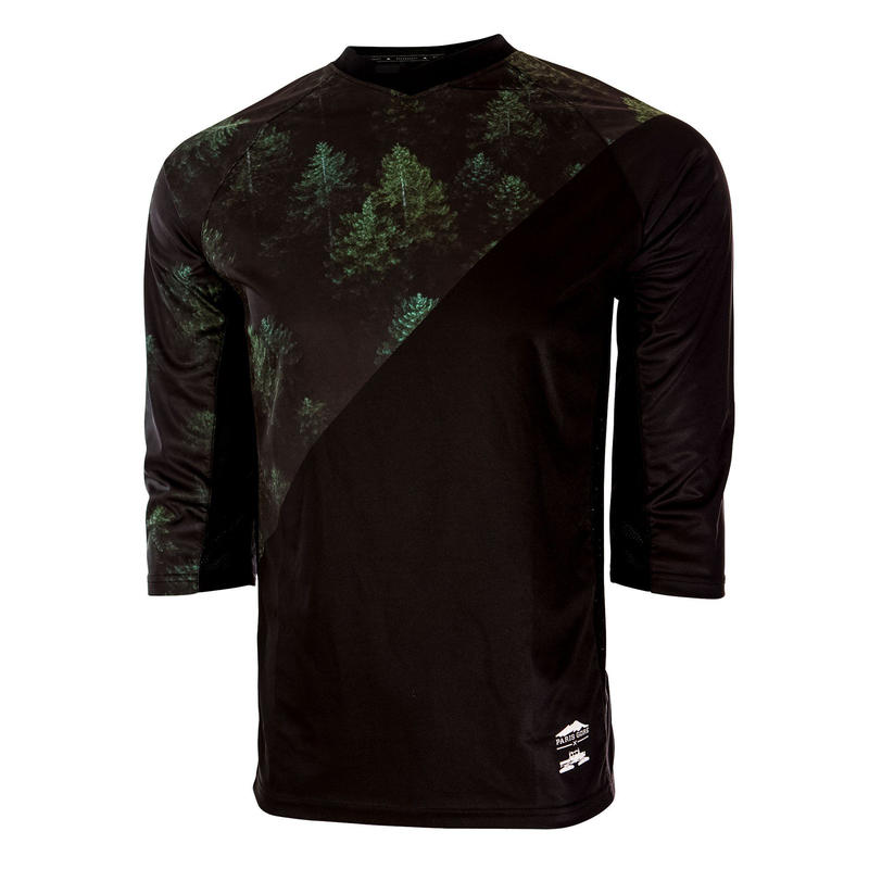 MEN'S TREE TOP 3/4 SLEEVE JERSEY