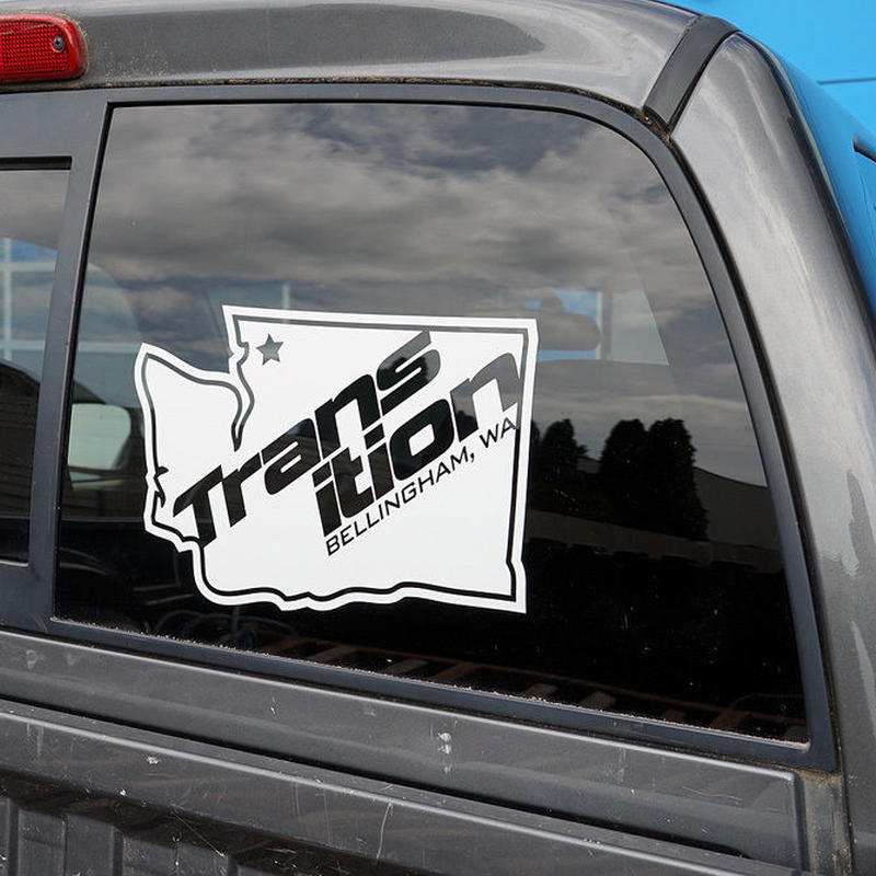 2017 Auto Decal (Logo: TR Hometown)