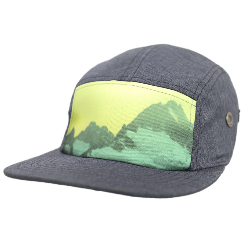 ALPINE GROW 5 PANEL CAP