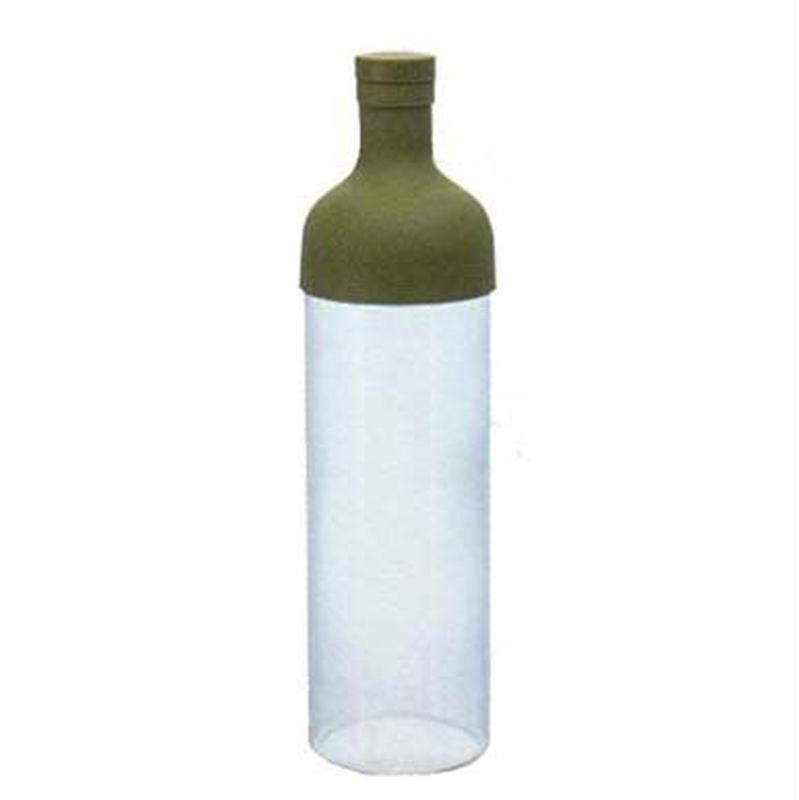 ワインボトル型冷茶ポット