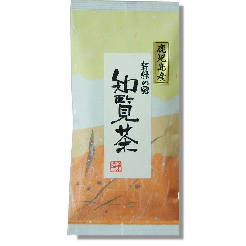 知覧茶(鹿児島県産) 100g