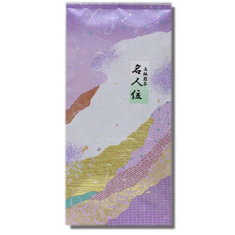 高級煎茶 名人位 100g