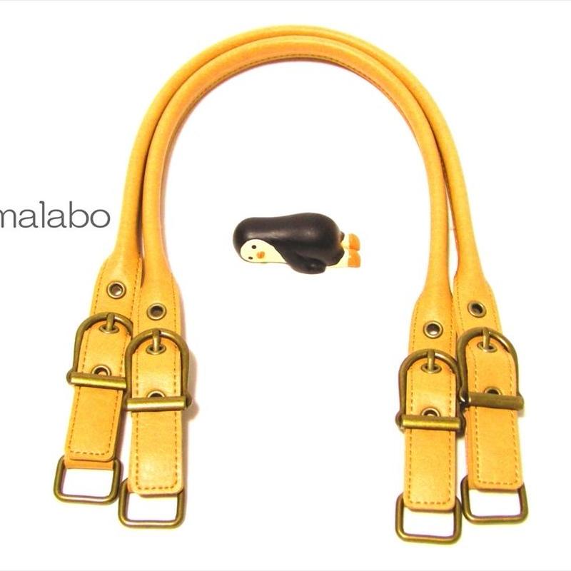 【HA-565】<ホック式>ショルダー持ち手55~68cm調節可能(ベージュ)-YAK-6552A
