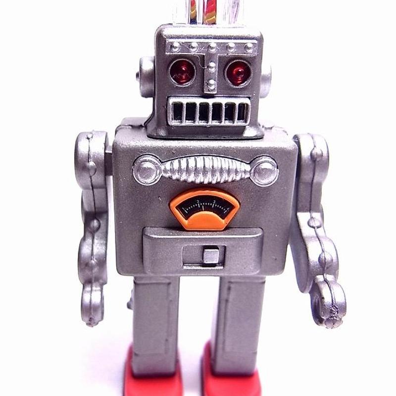 むかし懐かしロボット VOL.2 03.Smoking Space Man
