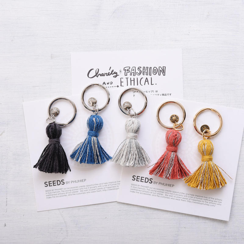 キーリング(5色) / Key Ring(5colors)