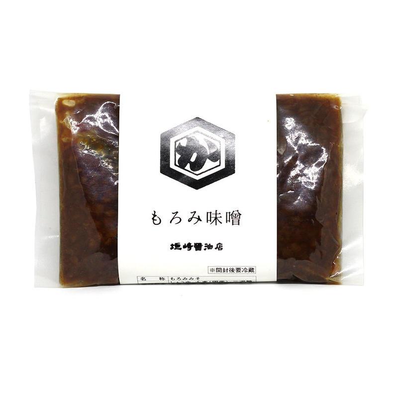 垣埼醤油店 もろみ味噌 200g
