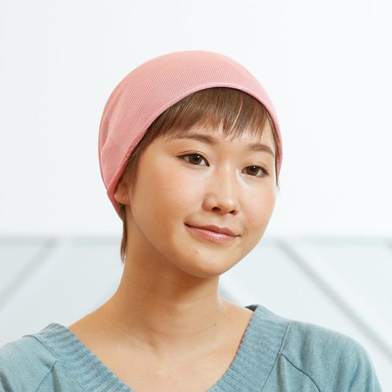 100%天然シルク!ケアぼうしプレミアム(全3色)