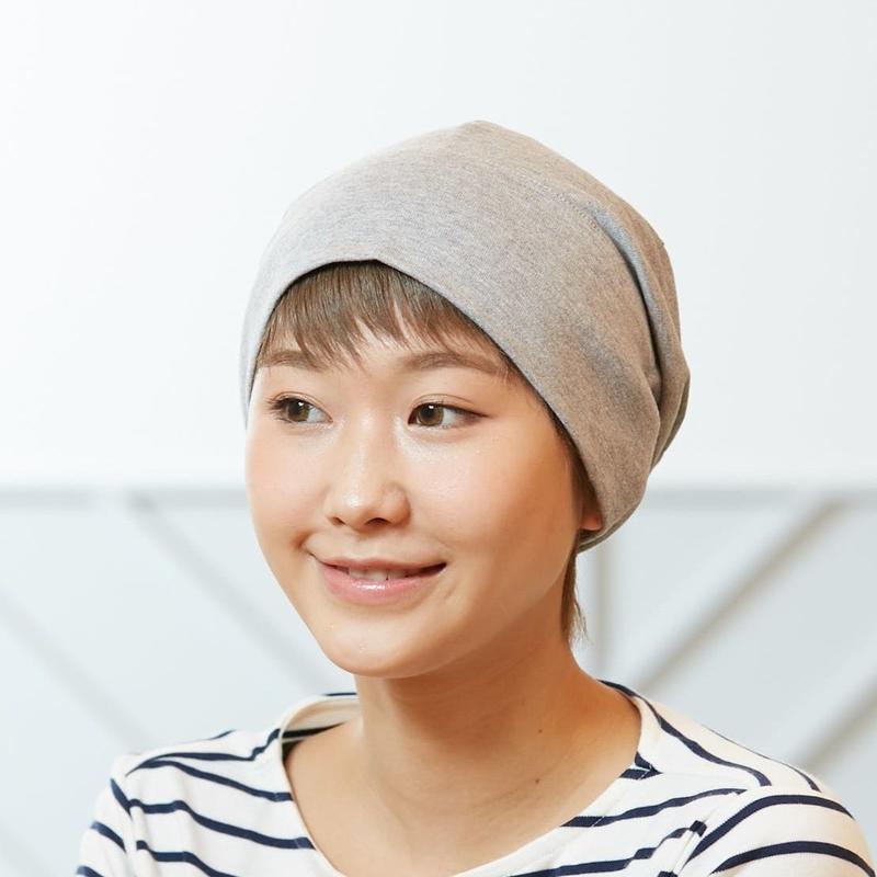 秋冬にお勧め!ケアぼうし(定番タイプ)(全9色)【標準サイズ】
