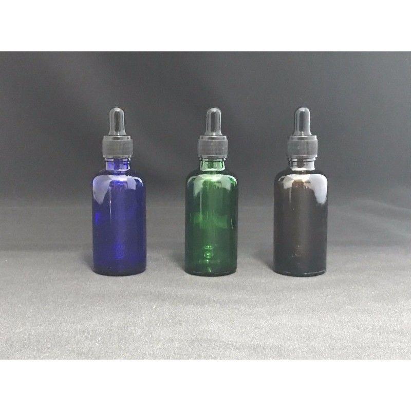 ガラススポイト容器 50ml