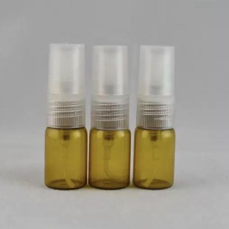 遮光瓶 スプレーボトル(ガラス) 3ml