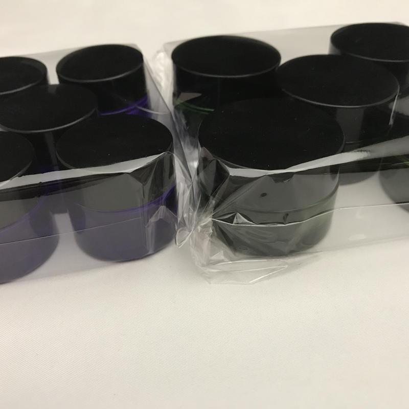 クリーム容器 セット(10gと20g)