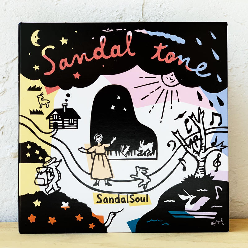 Sandal tone -sunnyのソロユニットのアルバム-