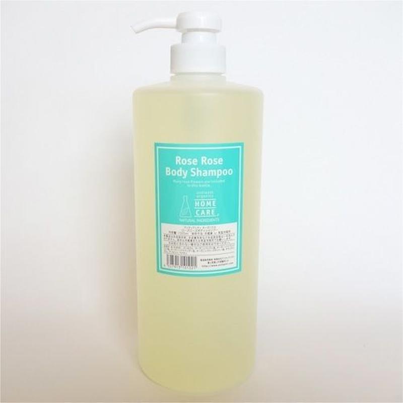 Rose Body Shampoo1000ml