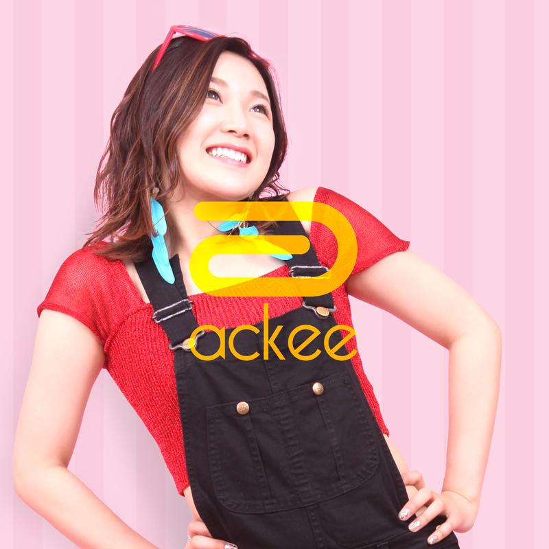 ackee 2nd single「5枚セット」オリジナルタオル付