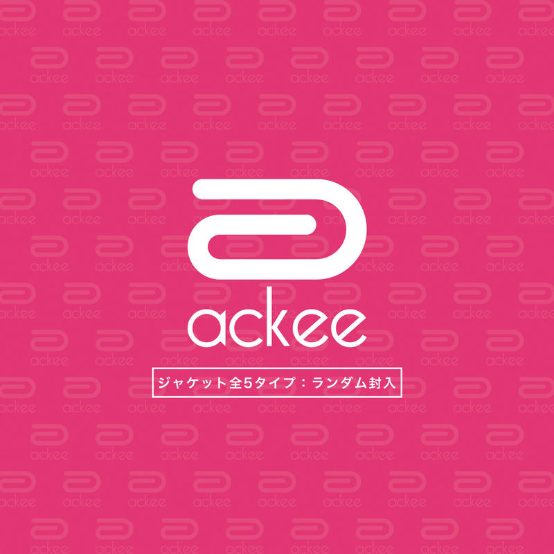 ackee 2nd single「アクアリリー」  直筆サイン入りチェキ付き