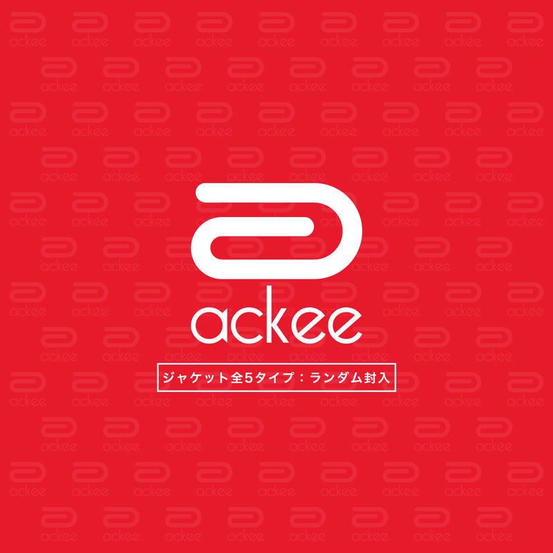 ackee 1st single「シャイニースター」