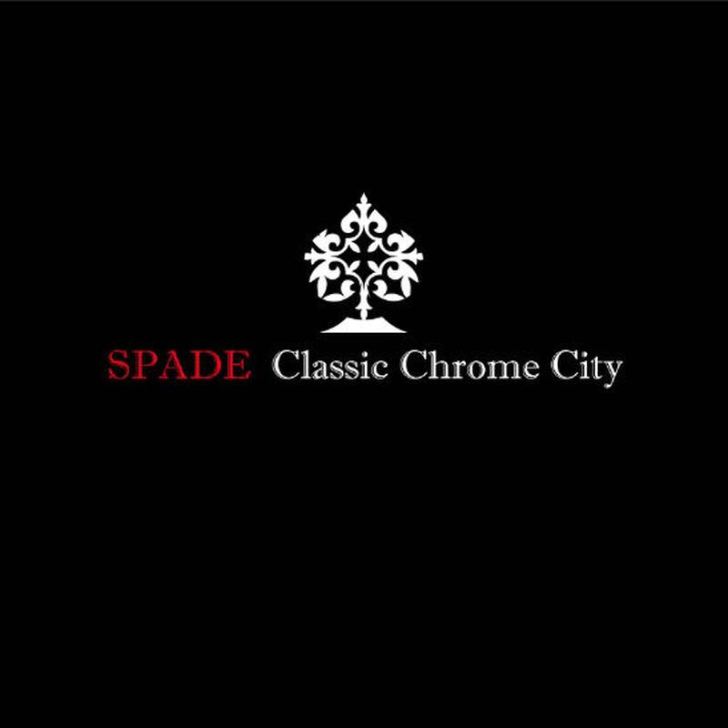 Classic Chrome City /1st Single -SPADE-