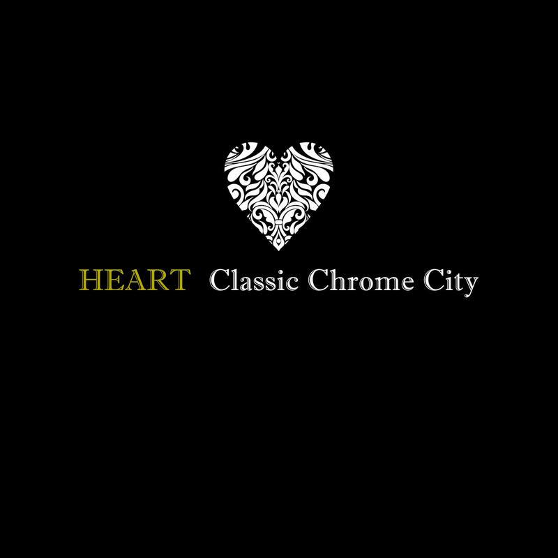 Classic Chrome City /4th Single -HEART-