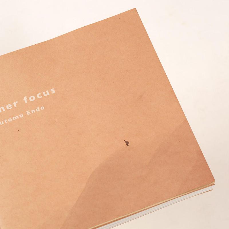 """Photo book """"inner focus"""""""