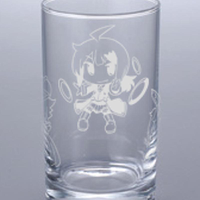 魔神少女エピソード2 -願いへの代価- オリジナルグラス