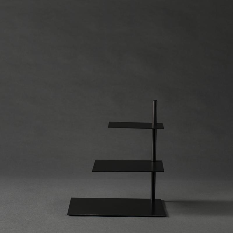 SQUARE STAND STEEL/スクエアスタンド