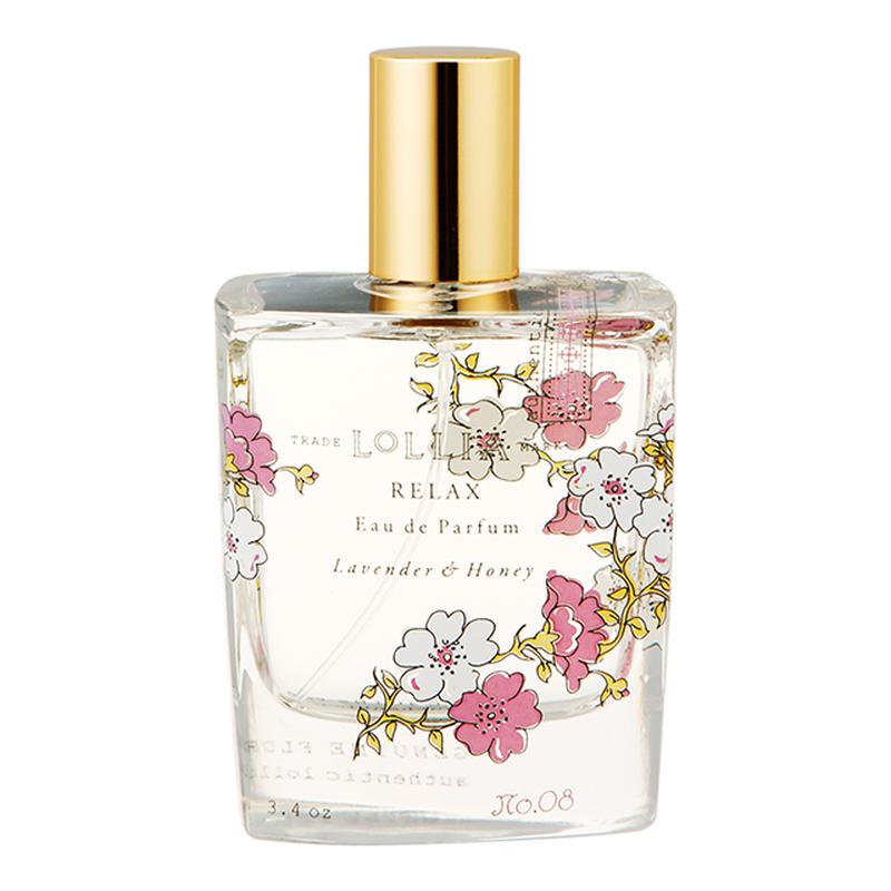 #LoLLIA(ロリア)#オードパルファム RX#香水#USA#アンソロポロジー#オシャレ#フローラル