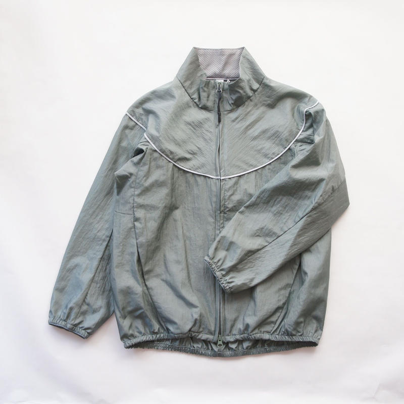 Nylon Washer Blouson / MOUN TEN.