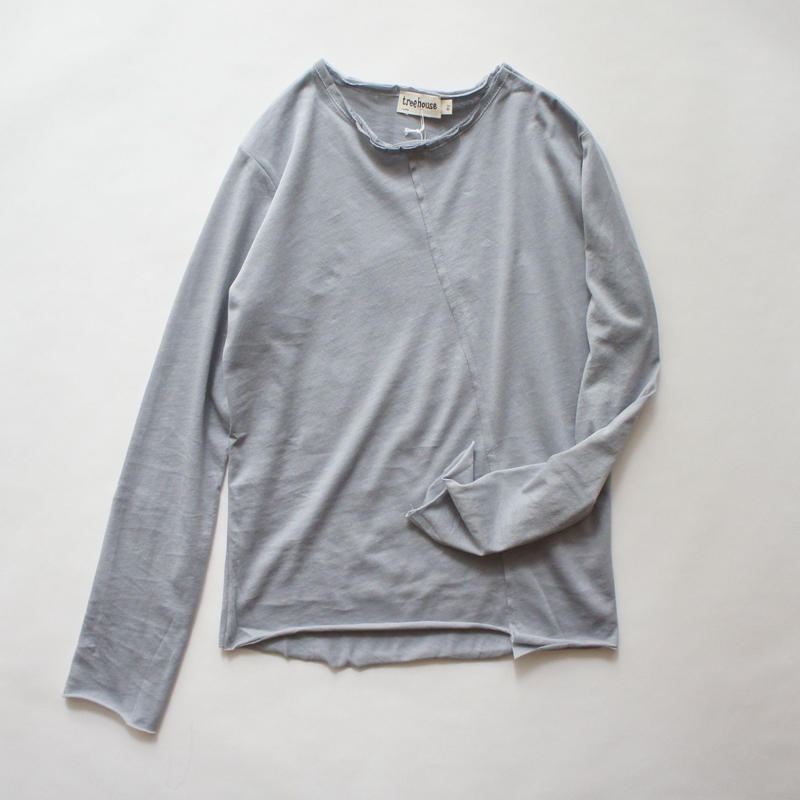 EMO t-shirt (fog blue) / treehouse