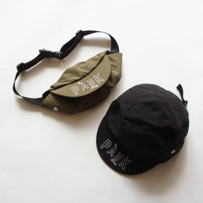 Pouchboy Cap /  THE PARK SHOP