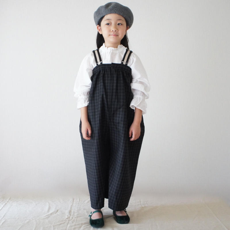 oversized overall (100-110) / EAST END HIGHLANDERS