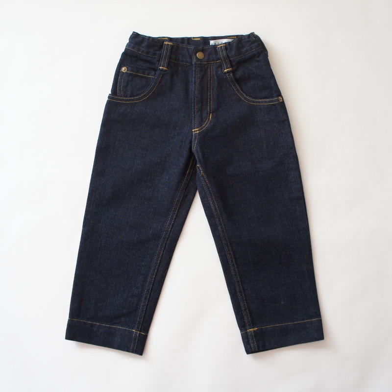 Loose 5pk Denim Pants (120-140) / EAST END HIGHLANDERS