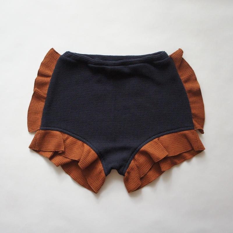 Knit bloomer  / folkmade