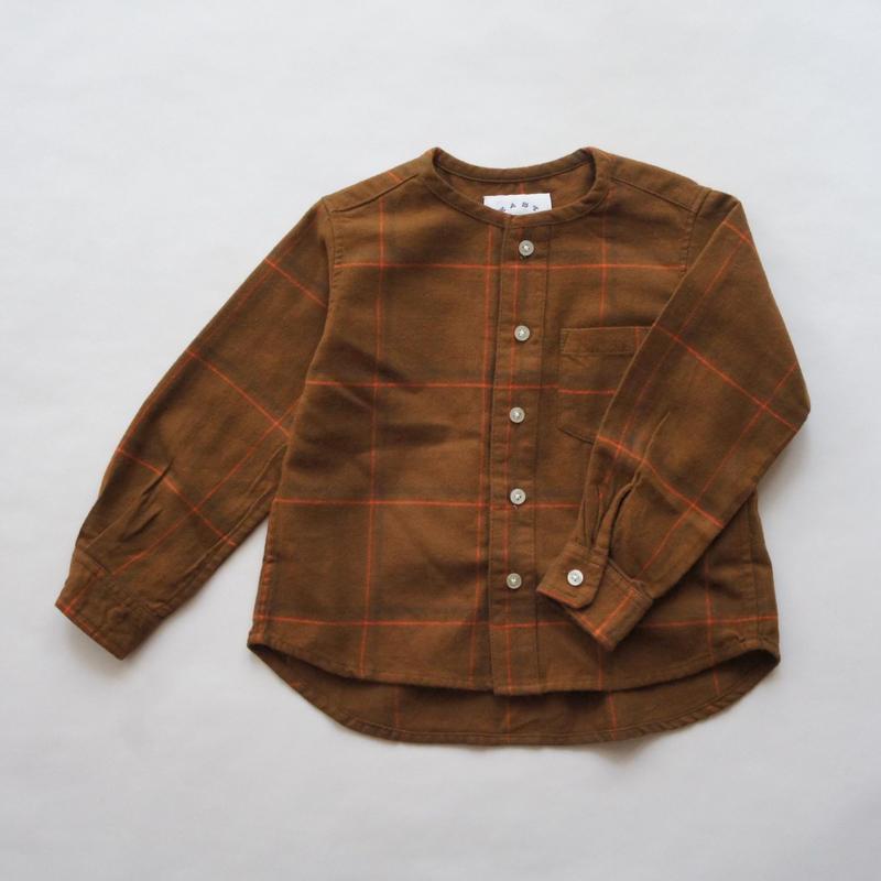 Collarless Shirt (100-110) / EAST END HIGHLANDERS