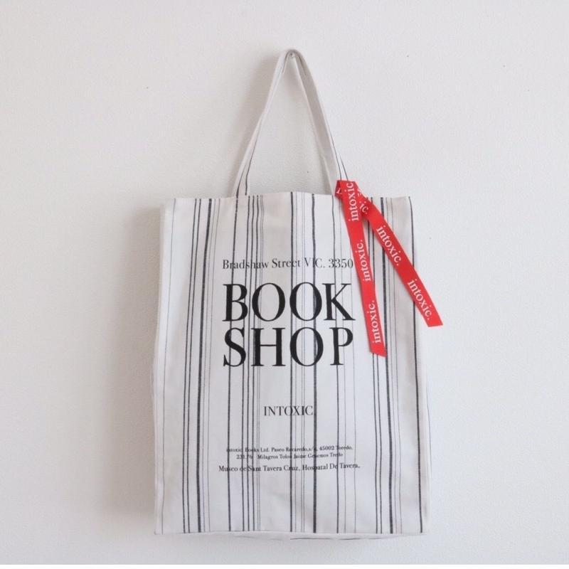 book shop mum white