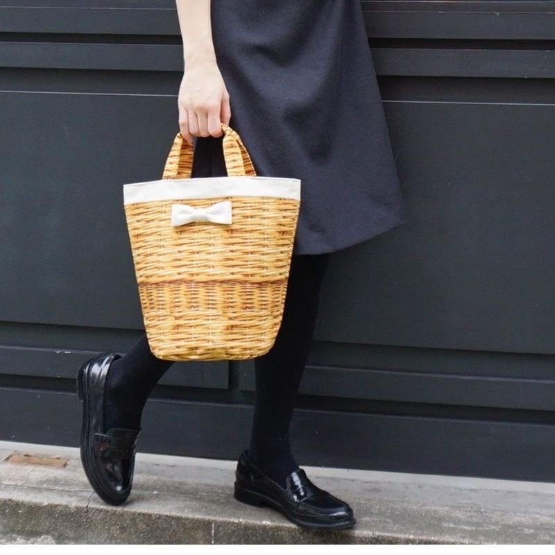 【新作】mini penelophia fake basket milk