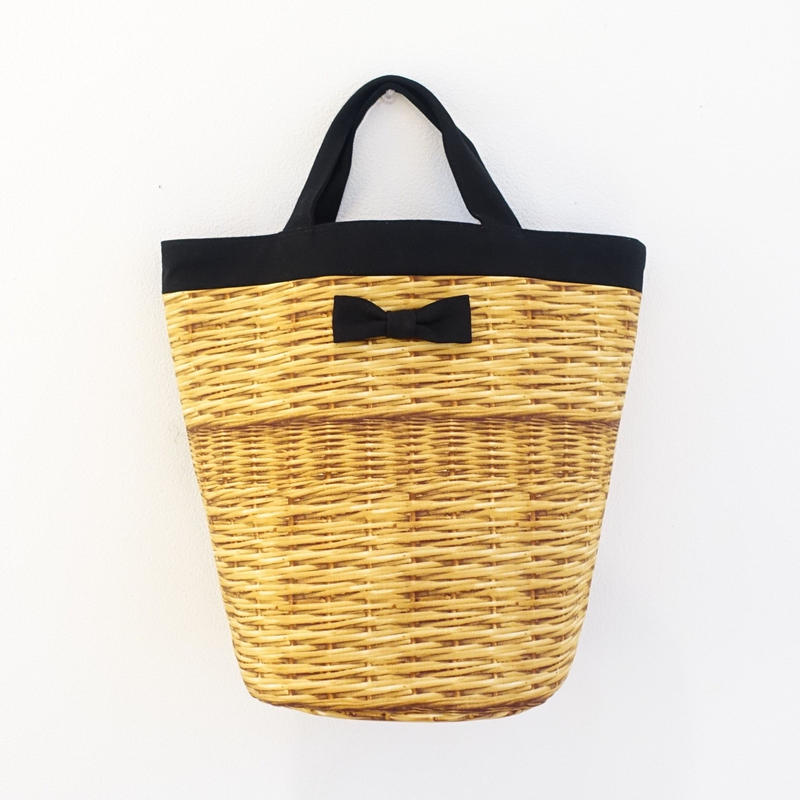 penelophia fake basket black