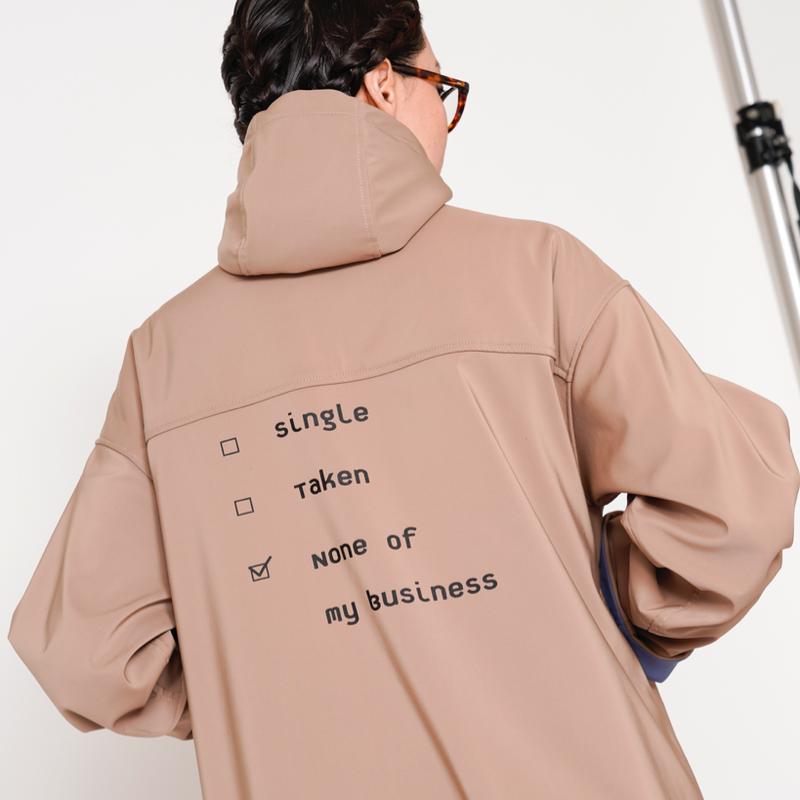 予約終了【先行予約】bonding long coat  (2193202)