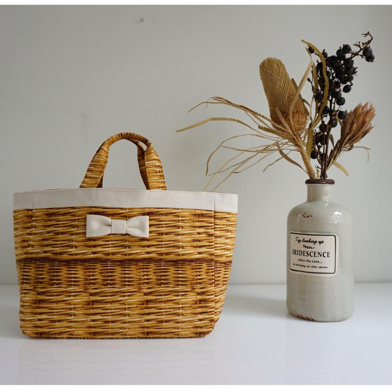 【新作】town mini fake basket milk
