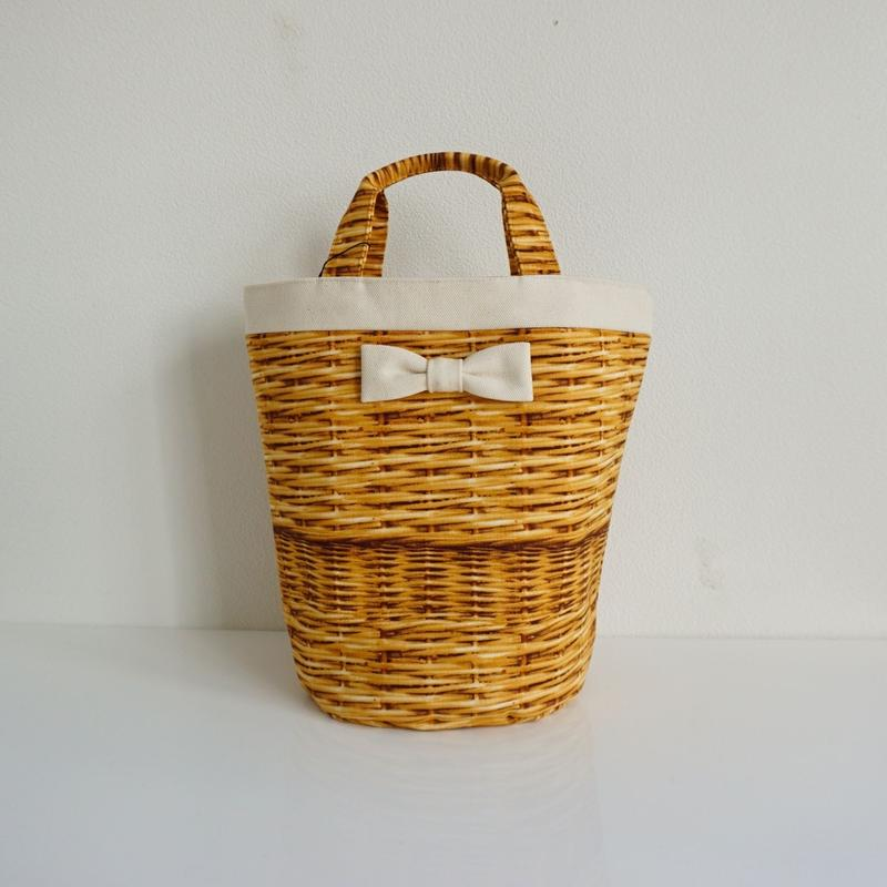 【新作】mini penelophia fake basket milk
