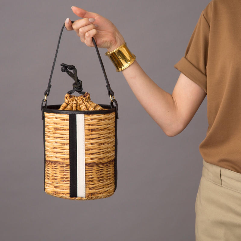 【kiitos. ・FUDGE掲載商品】ALEX  fake basket