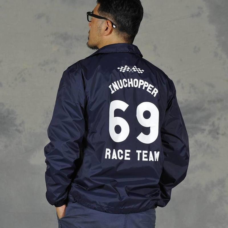 InuChopper 69 コーチジャケット