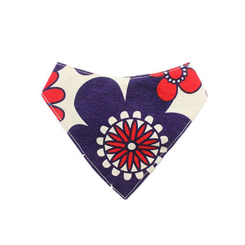 BLENHEIM花柄のバンダナ(保冷剤付)(XS)