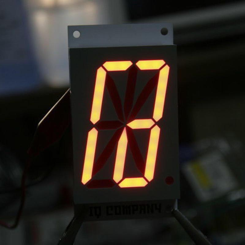16セグメントLED I2Cモジュール
